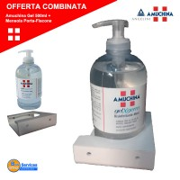 Amuchina 500ml con mensola